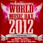 World Music Day 2012 Celebration in Shillong