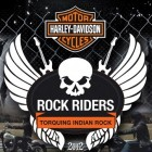 Harley Rock Riders in town!